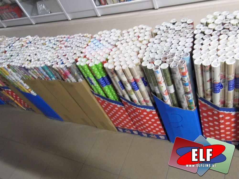 Papiery i folie ozdobne pakowe, papier ozdobny pakowy, do prezentów