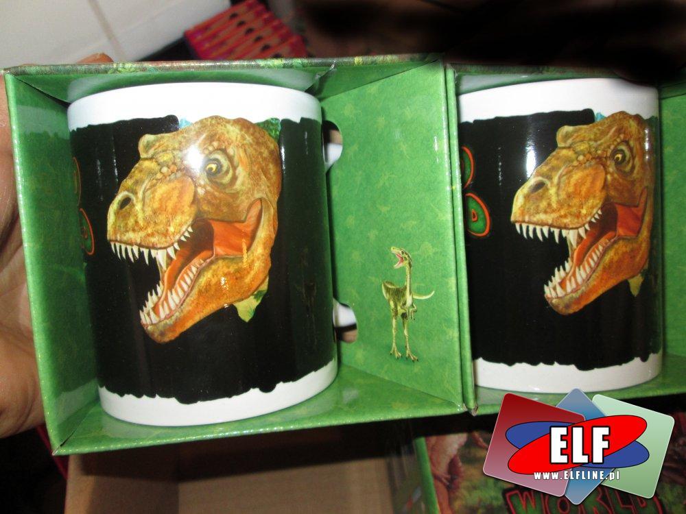 Dino World, Kubek, Kubki, Dinozaur, Dinozaury