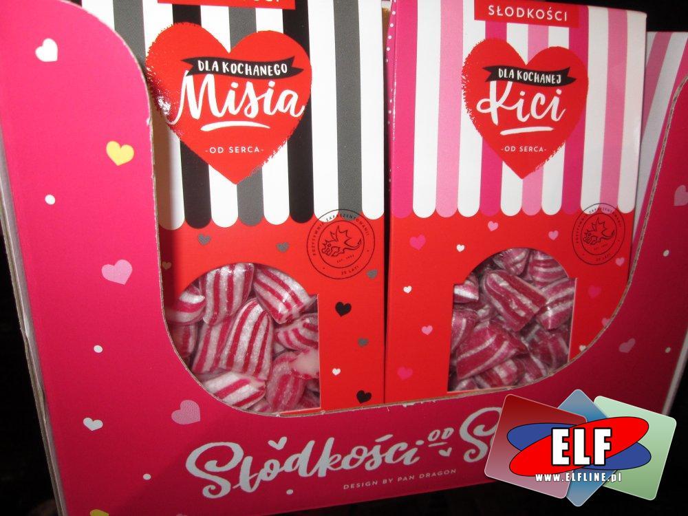 Słodkości od serca, Walentynki, Walentynkowe