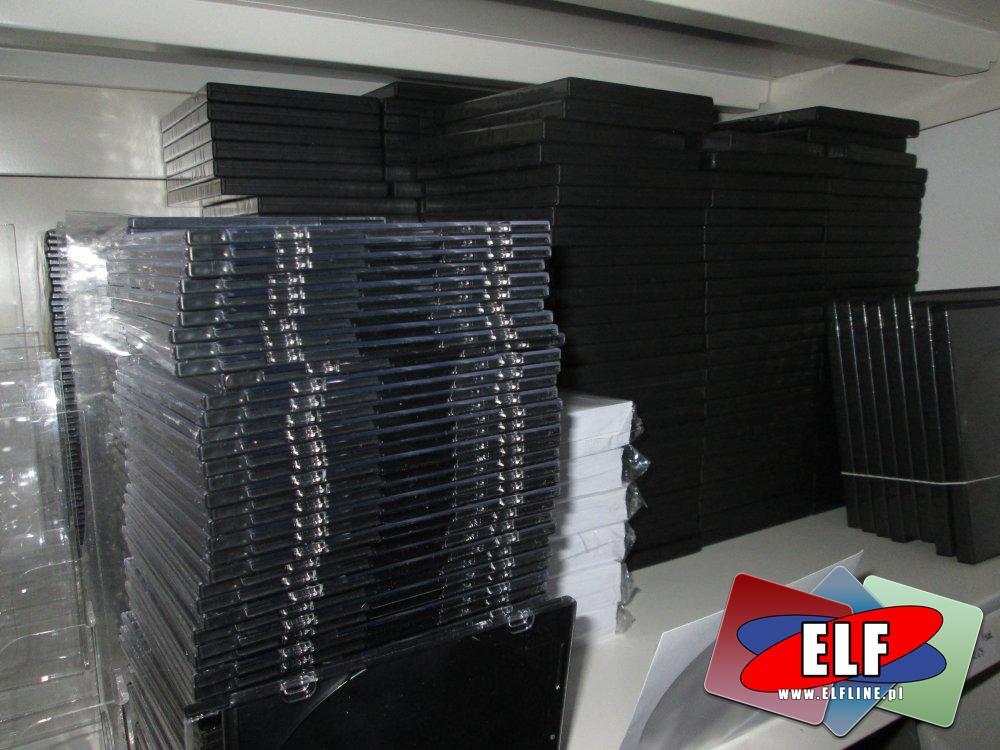 Pudełka na płyty DVD i CD, pudełko na płytę DVD, CD