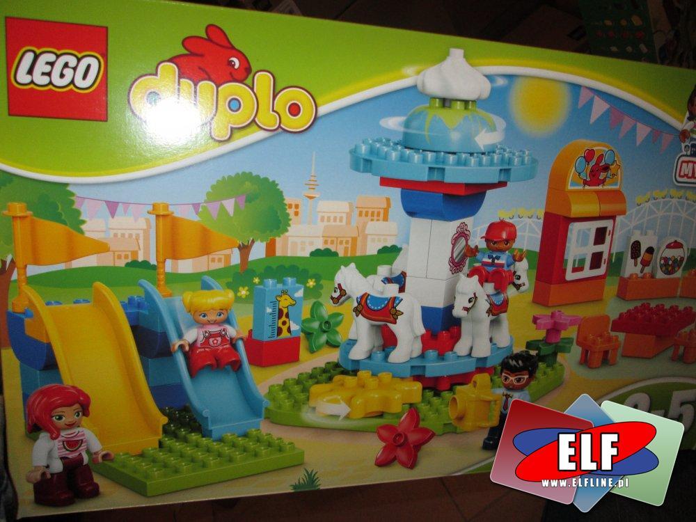 Lego Duplo 10841 Wesołe Miasteczko Klocki W Sklepie Elf