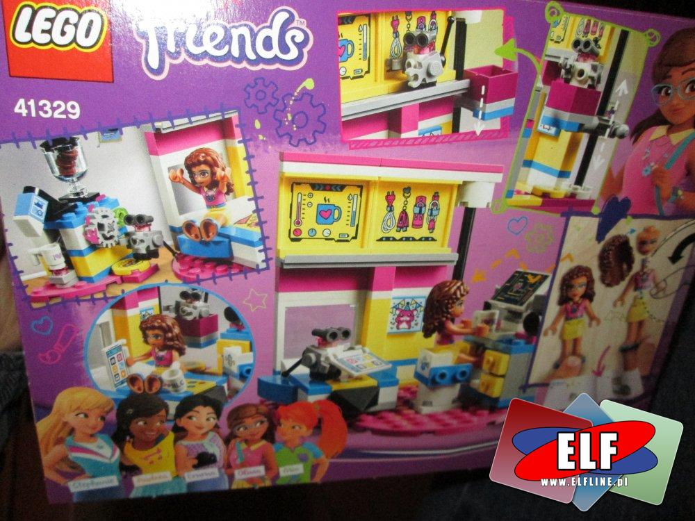 Lego Friends 41329 Sypialnia Olivii Klocki W Sklepie Elf