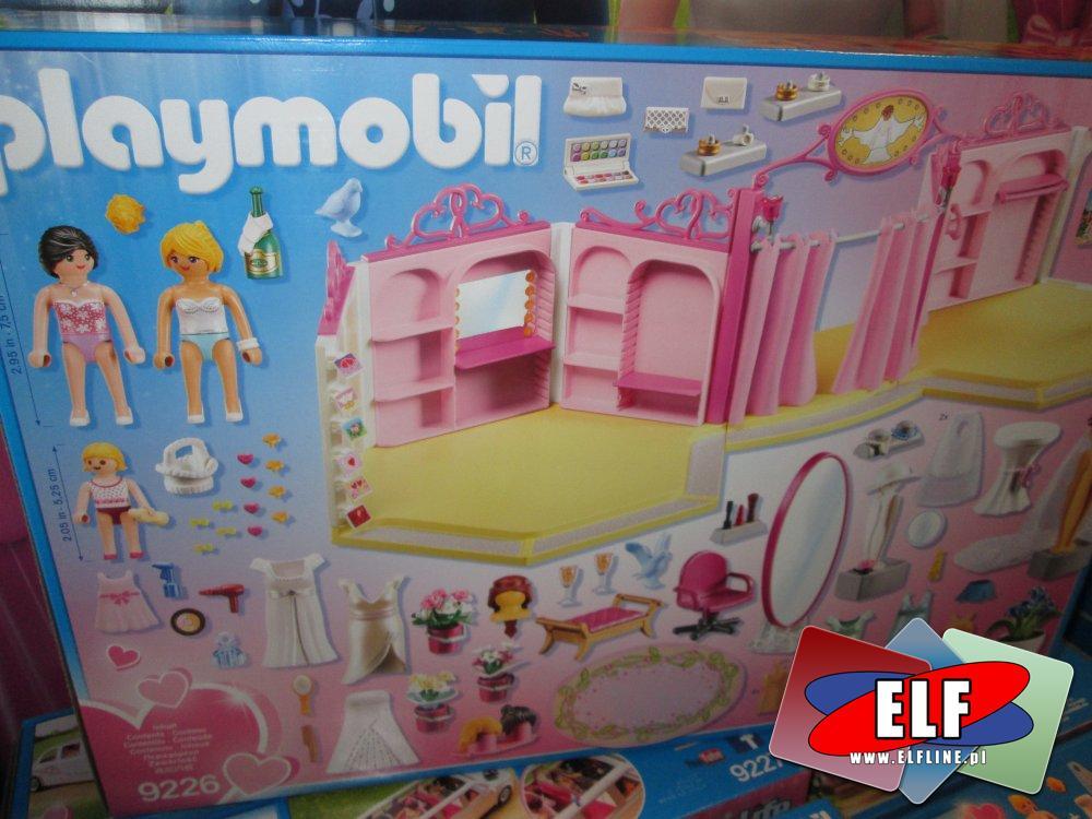 Playmobil, 9226 Salon sukien ślubnych, zabawki, klocki