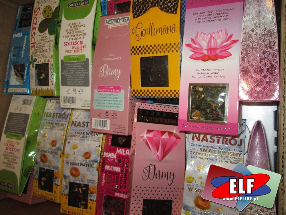 Herbata na upominki, prezent, Herbaciany upominek, prezenty, herbatka