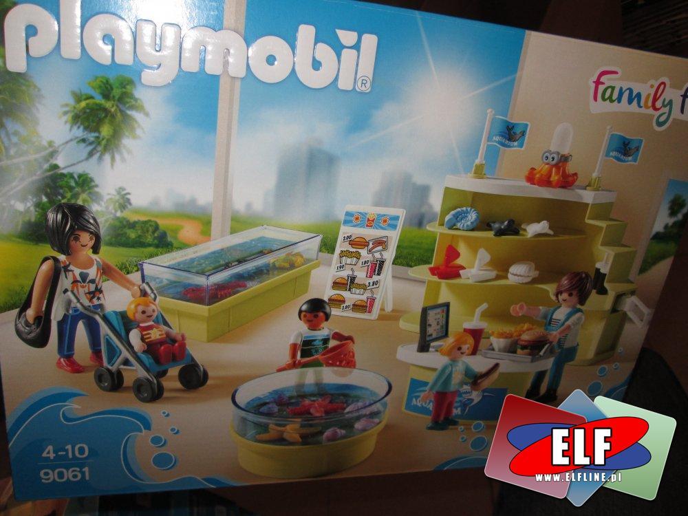 Playmobil 9061 Sklepik w oceanarium, Klocki