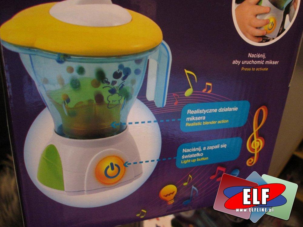 Mikser, Zabawka, Zabawki, Discovery, Kreatywne, Edukacyjne zabawki