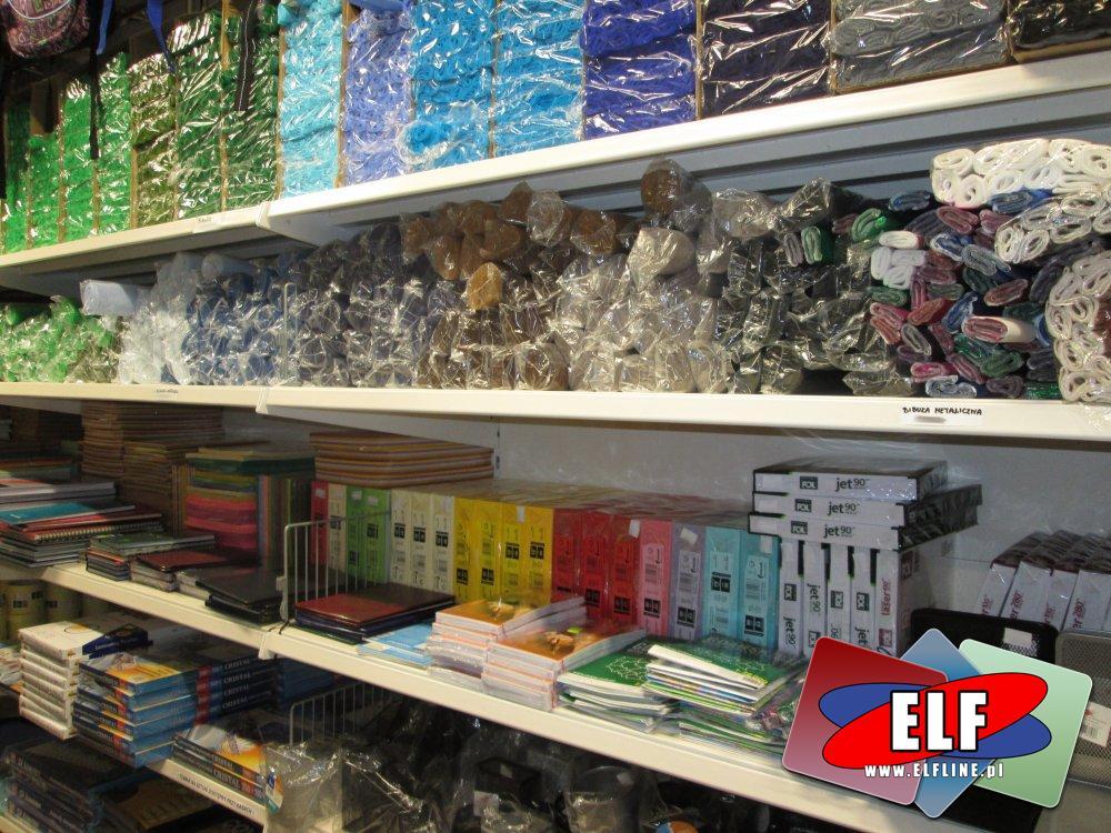 Bibuła metaliczna, karbowana, krepa i inne, Bibuły, Papiery A3, A4, zwykłe, kolorowe, papier xero, ksero itp.