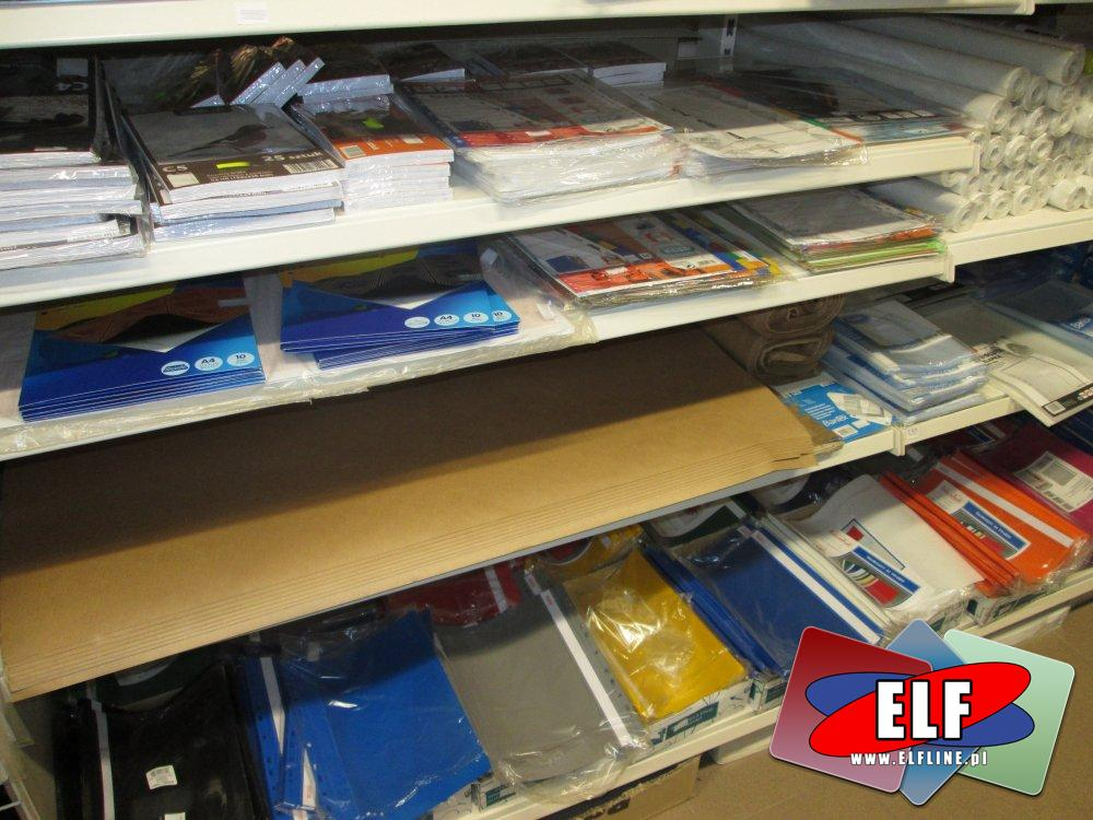 Papier szary pakowy, Papiery pakowe, Obwoluta, Koszulka na dokumenty, Koszulki, Obwoluty