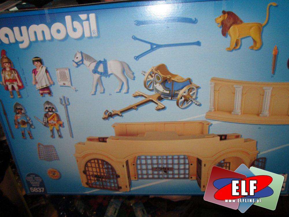 Playmobil History, 5837 Rzymska Arena, klocki
