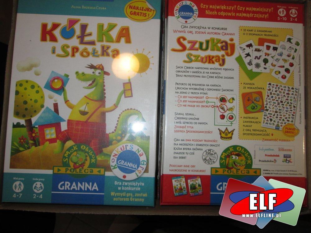 Gra Kółka i Spółka, edukacyjna, edukacyjne gry