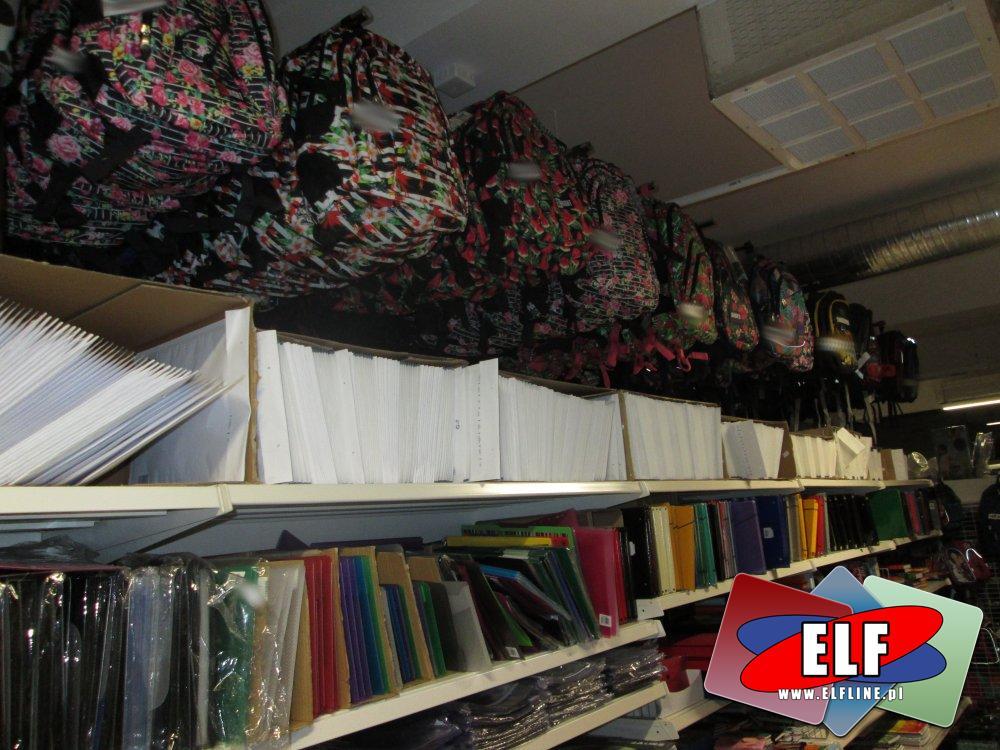 Tornistry, Plecaki, TopGal, Coolpack i inne