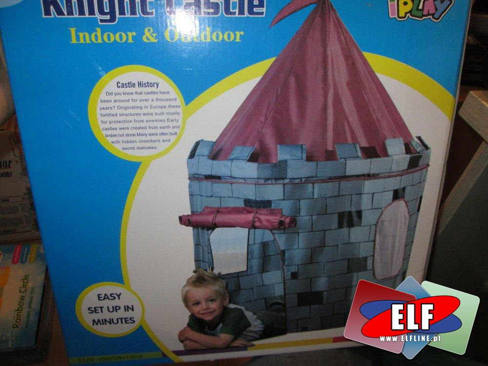 Domek dla dzieci, Zamek, Domki