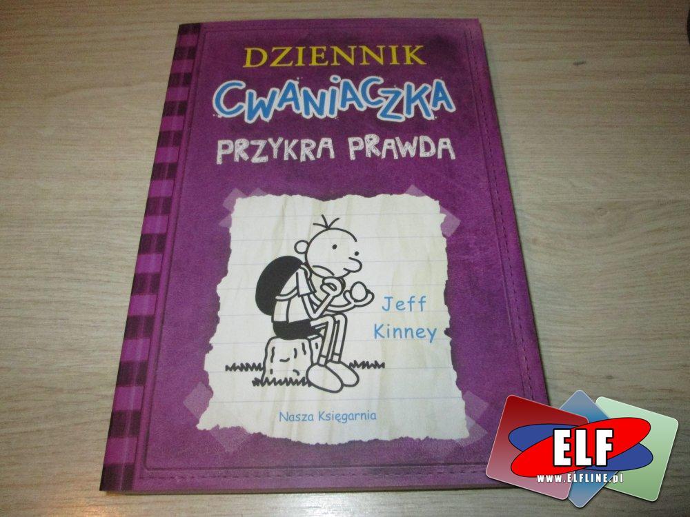 Dziennik Cwaniaczka, Ubaw po Pachy