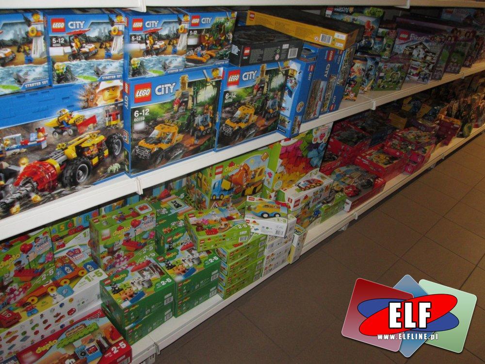 Lego City, Duplo i inne