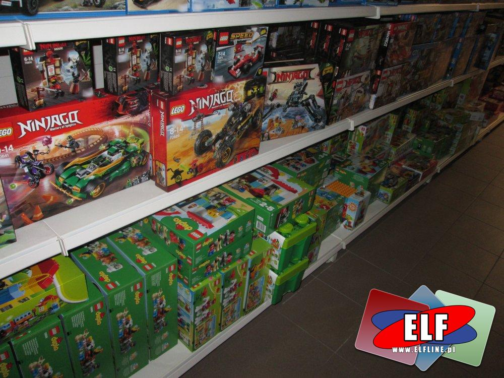 Lego Ninjago i inne