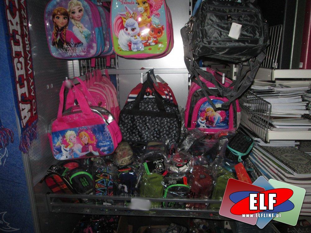 Plecaczki, Plecak, Tornister, Tornistry