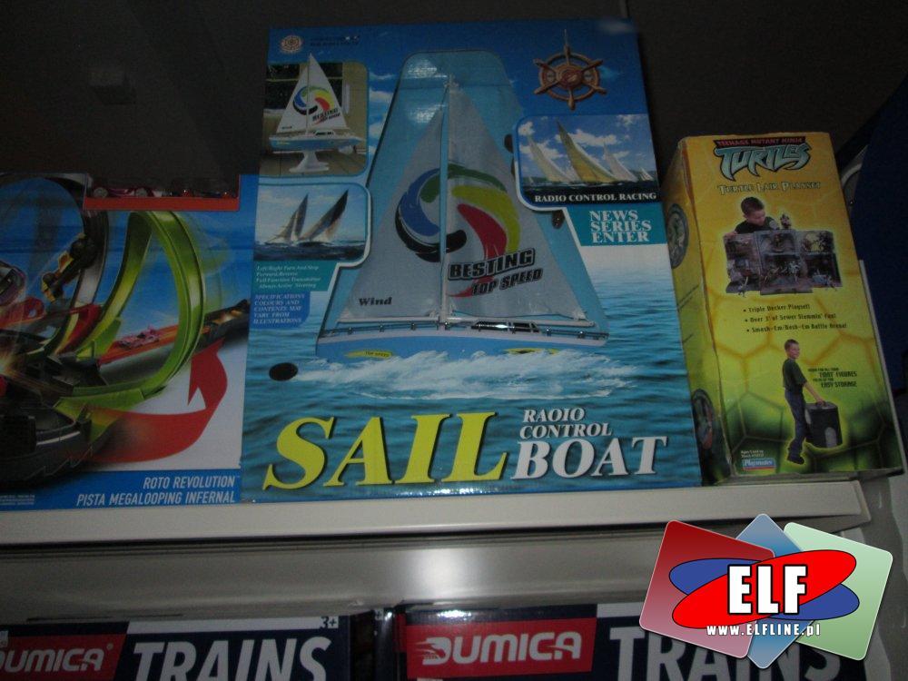 Łódki zdalnie sterowane