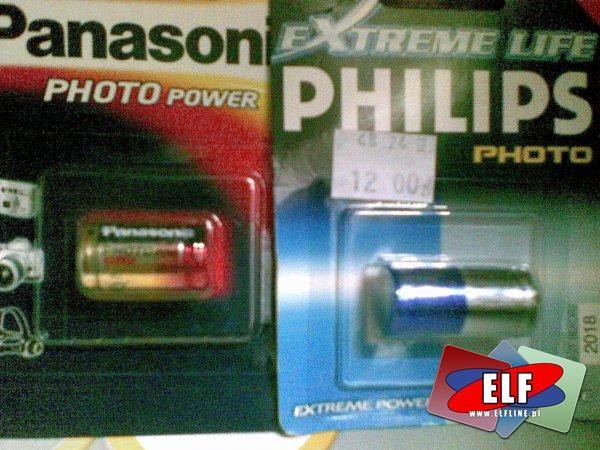 Baterie do latarek, aparatów i innych