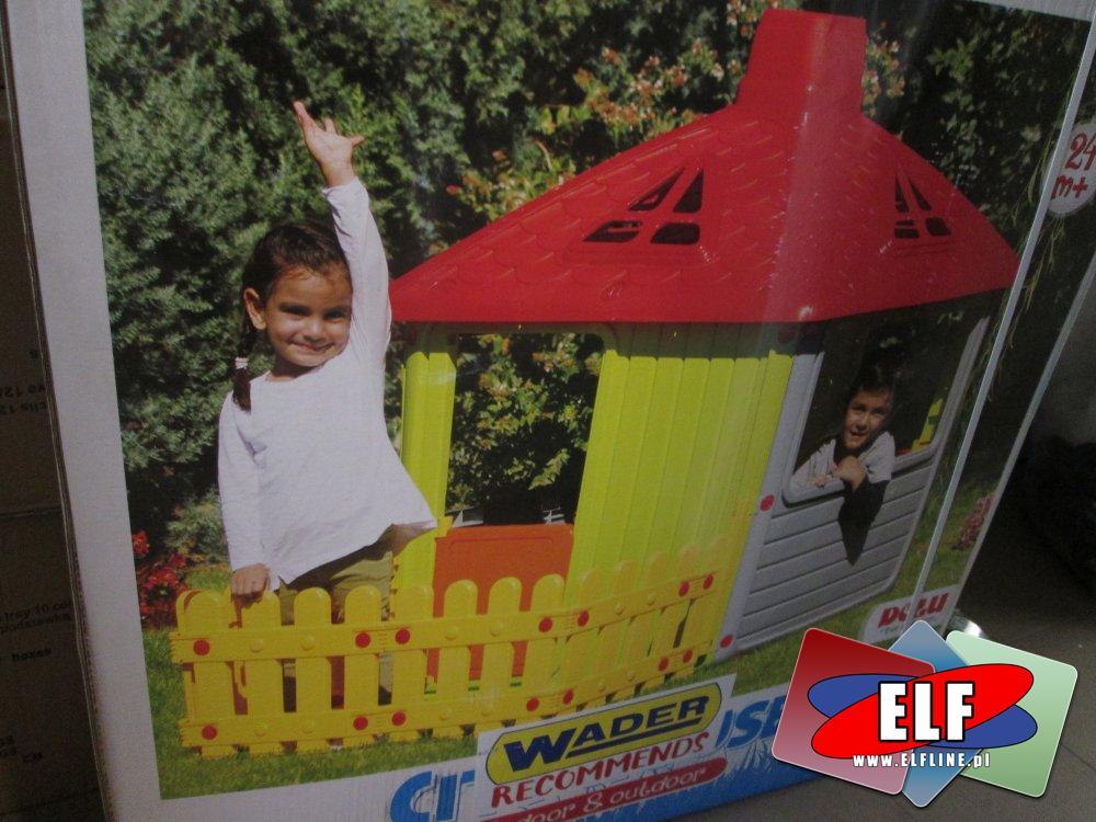 Wader Domek dla dzieci ogrodowy, Domki ogrodowe dla dzieci do zabawy