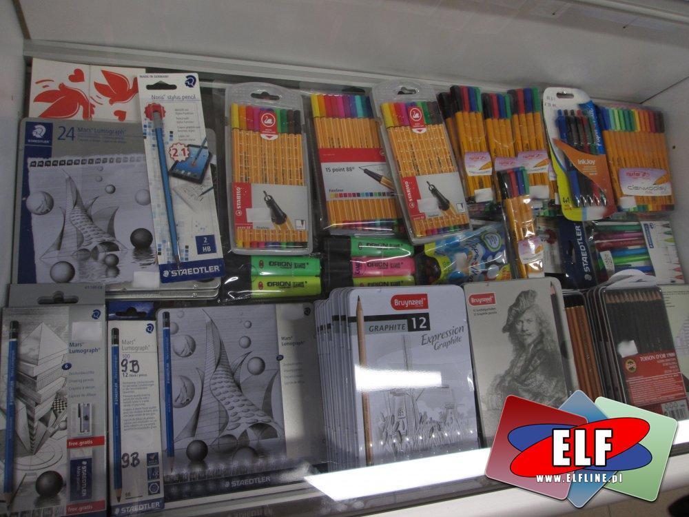 Cienkopisy, Ołówki, Ołówek, Cienkopis