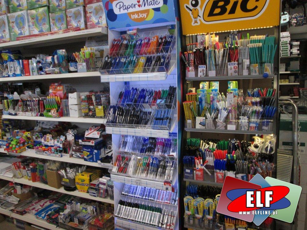 Długopisy, Długopis, Ołówki, Ołówek, Mazaki, Mazak