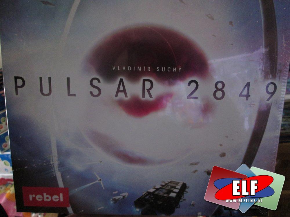 Gra Pulsar 2849, Gry planszowe, Gra planszowa