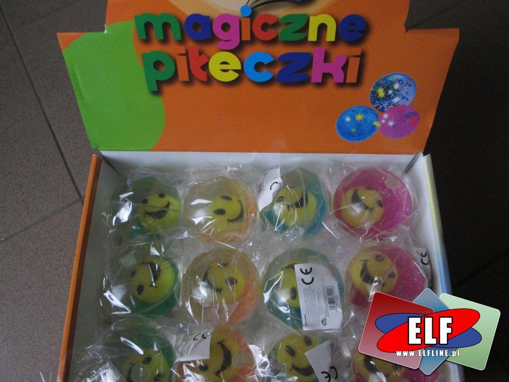 Magiczne Piłeczki, Magiczna Piłeczka