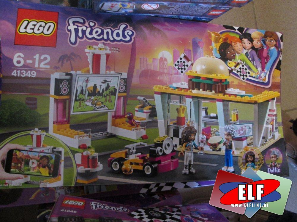 Lego Friends, 41342, 41341, 41348, 41349, 41346, 41344, klocki
