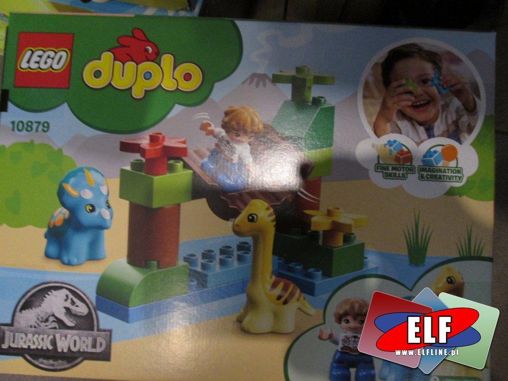 Lego Duplo, 10873, 10879, klocki