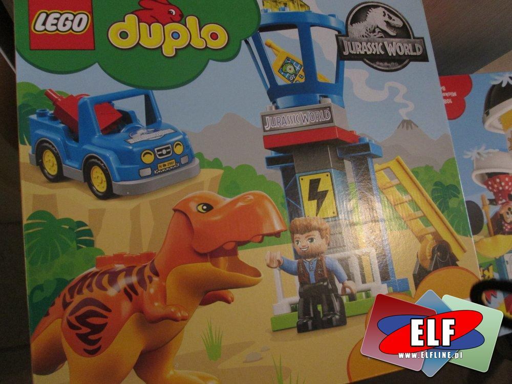 Lego Duplo, 10880, 10881, klocki