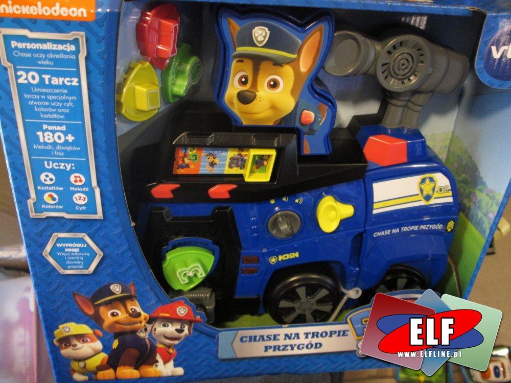 Psi Patrol, Paw Patrol, Zabawka interaktywna, Zabawki interaktywne