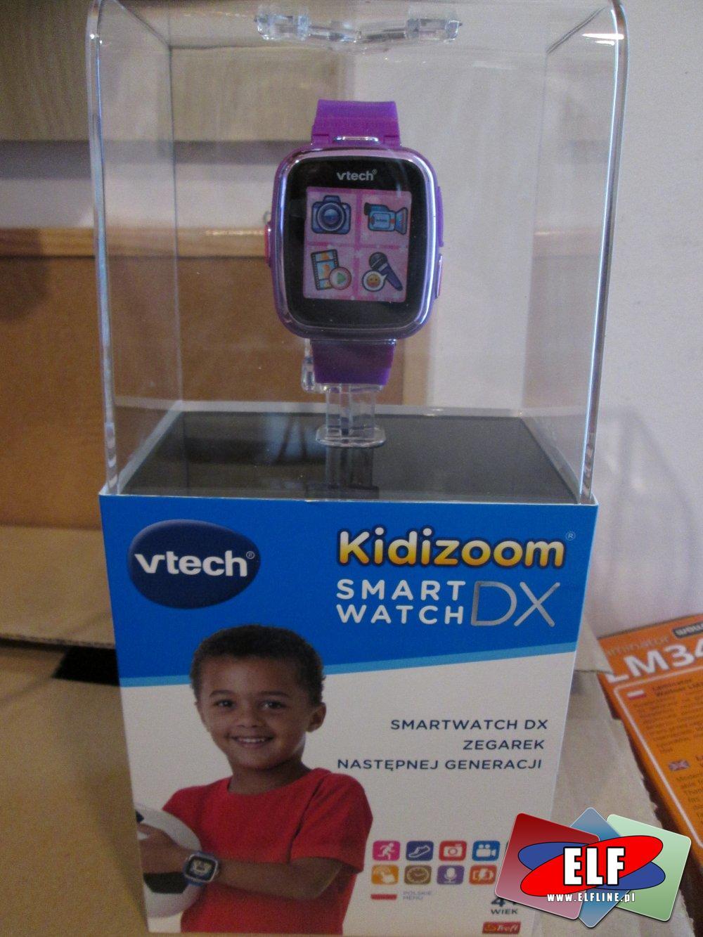 vTech, SmartWatch, zegarek, zegarki, zabawka, zabawki