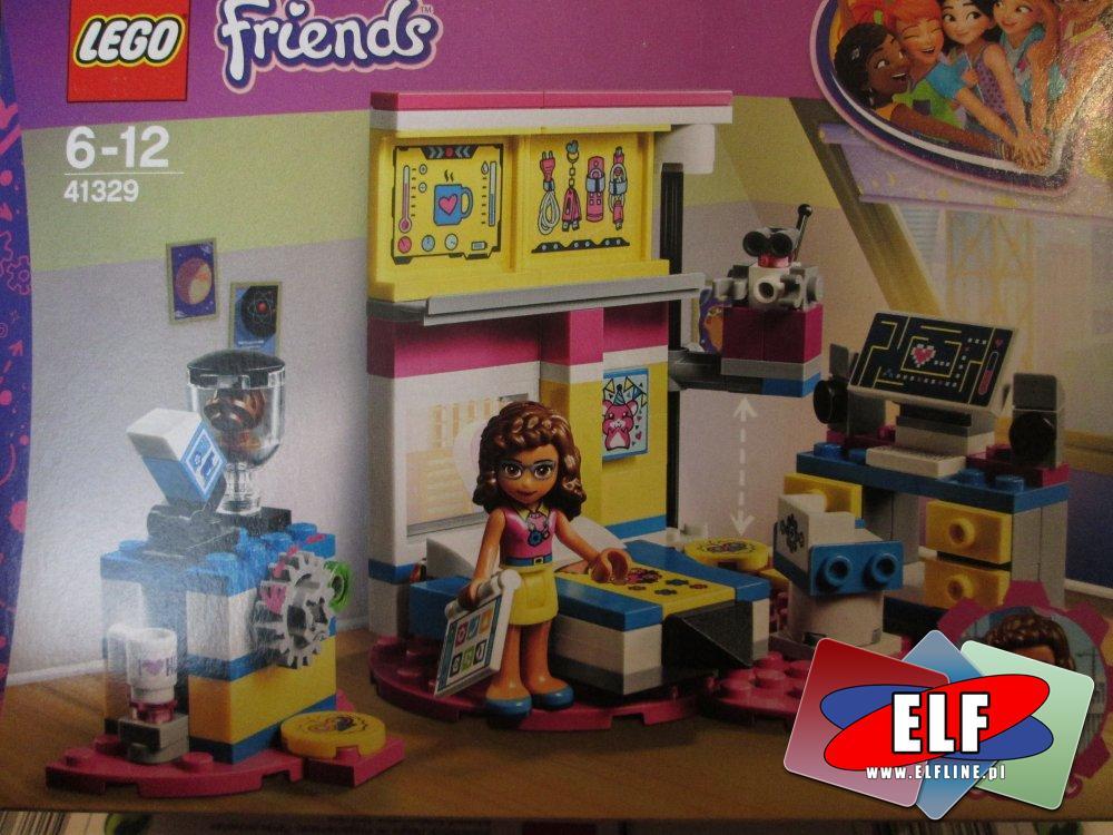 Lego Friends 41329 Sypialnia Olivii 41342 S W Sklepie Elf