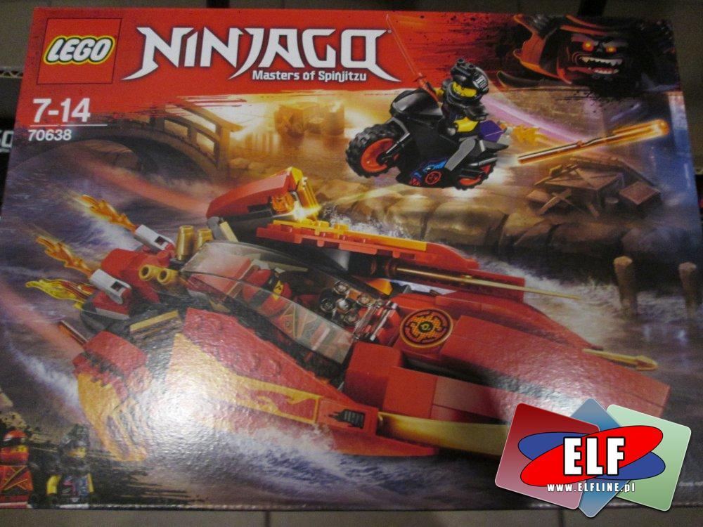 Lego Ninjago, 70638 Katana V11, klocki