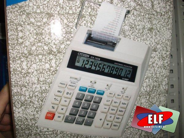 Kalkulator z drukarką