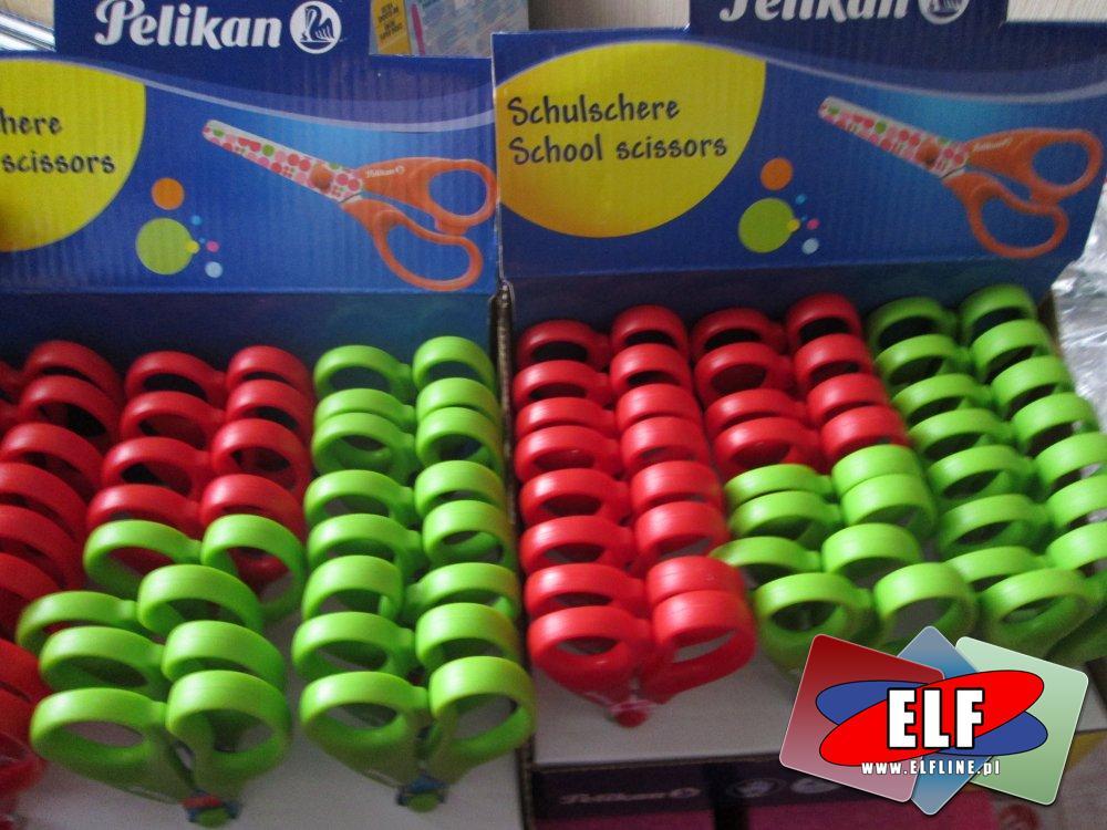 Nożyczki Szkolne, Do szkoły, dla uczniów