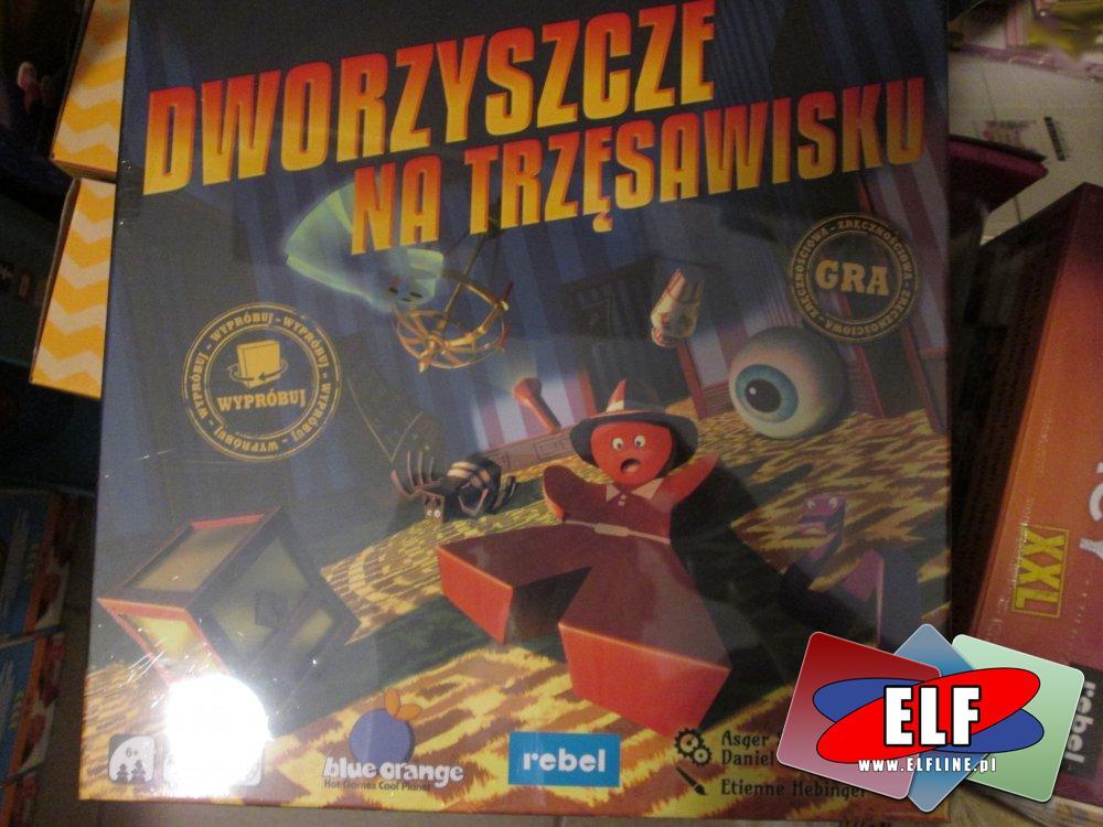 Gra Dworzyszcze na Trzęsawisku, Gry