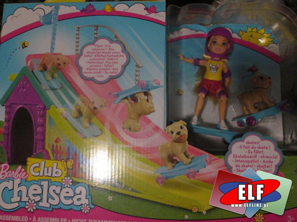 Barbie Club Chelsea, lalki, lalka