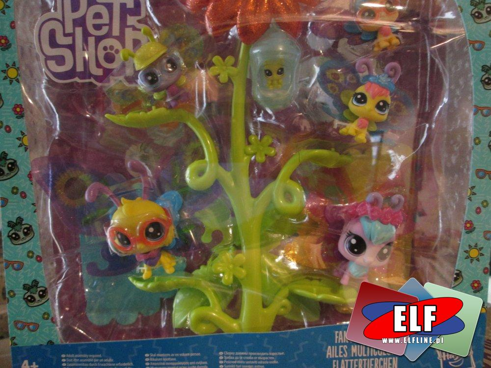 Littlest Pet Shop, Ella, Ada, Francy, Allies i inne