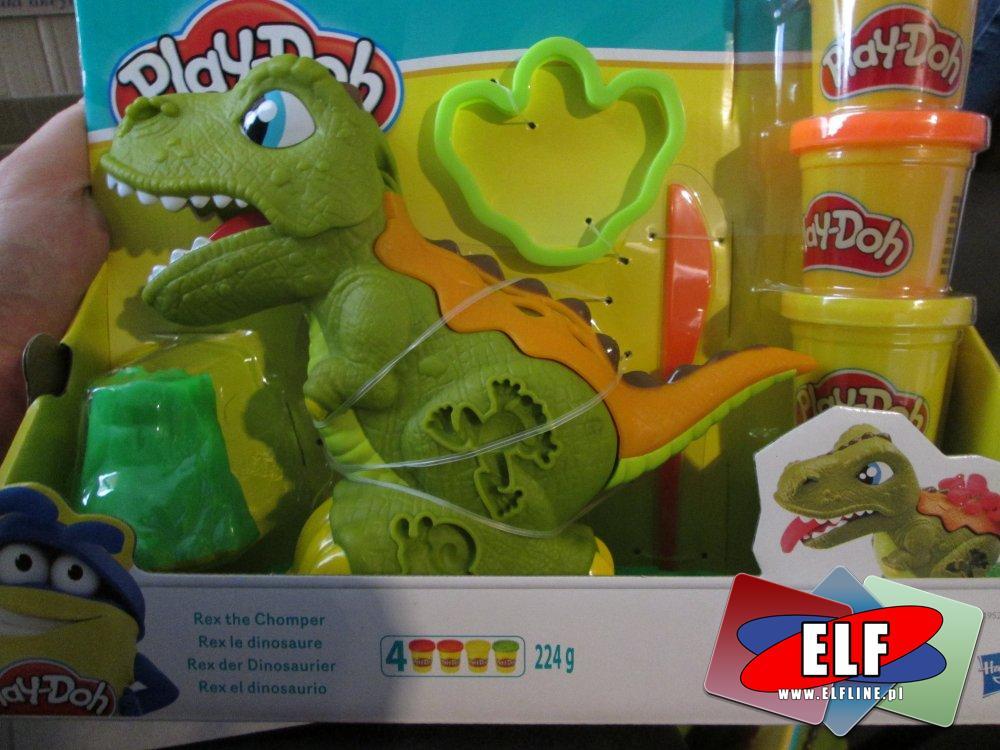 Ciastolina Play-Doh Dinozaury , PlayDoh