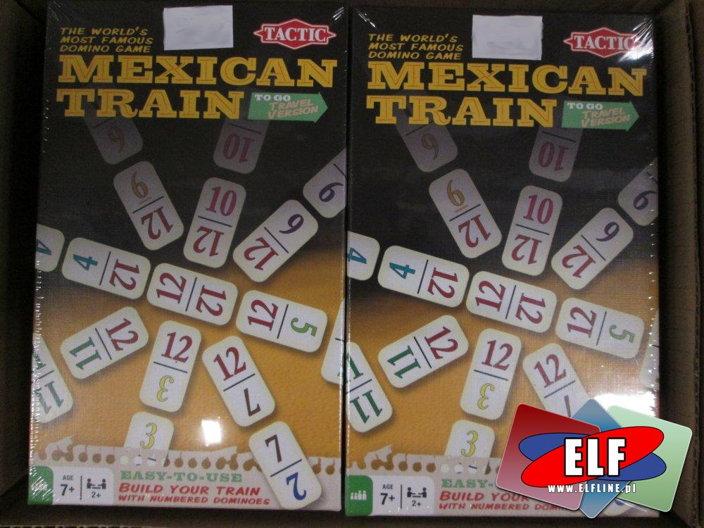 Gra Mexican Train, Gry