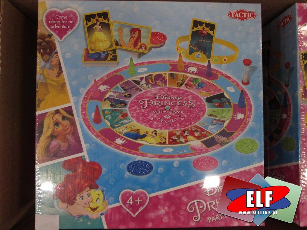Gra Disney Princess Księżniczki, Gry imprezowe