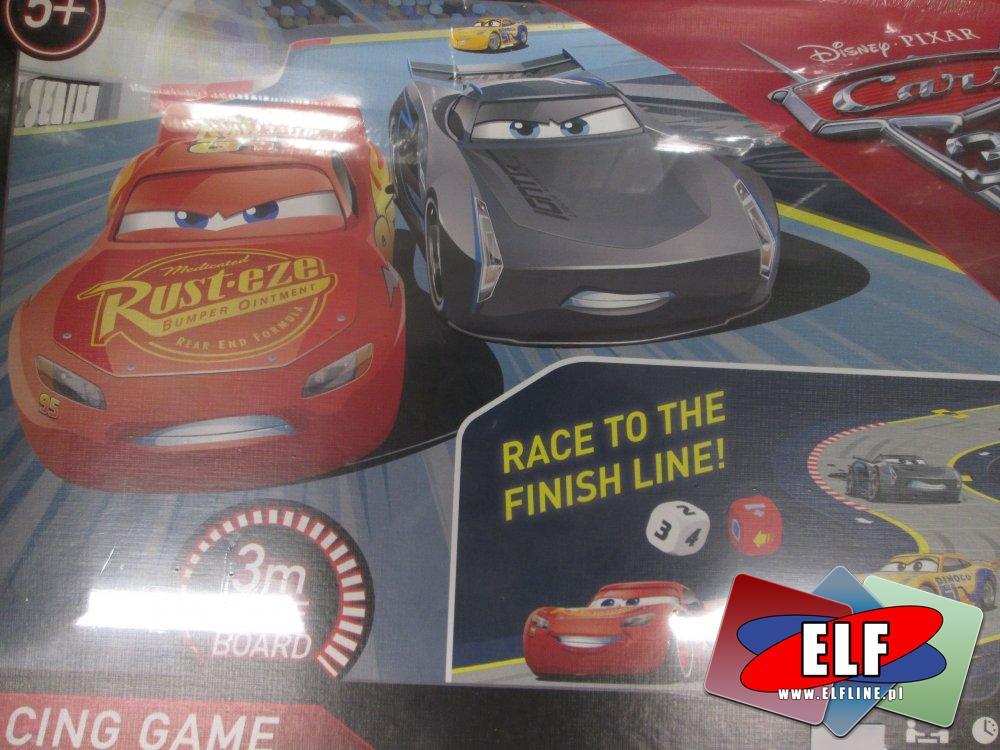 Gra Rust-eze Cars 3, Autka 3, Gry, Wyścig autek