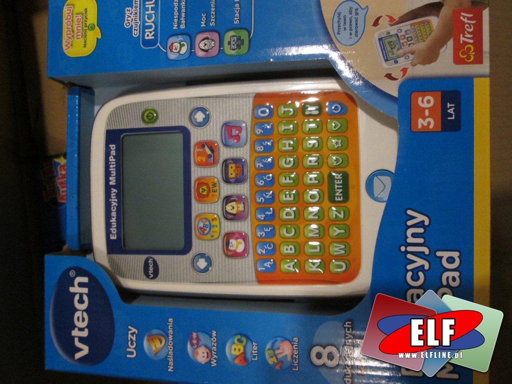 vTech Edukacyjny Multipad, Zegarek z aparatem i kamera