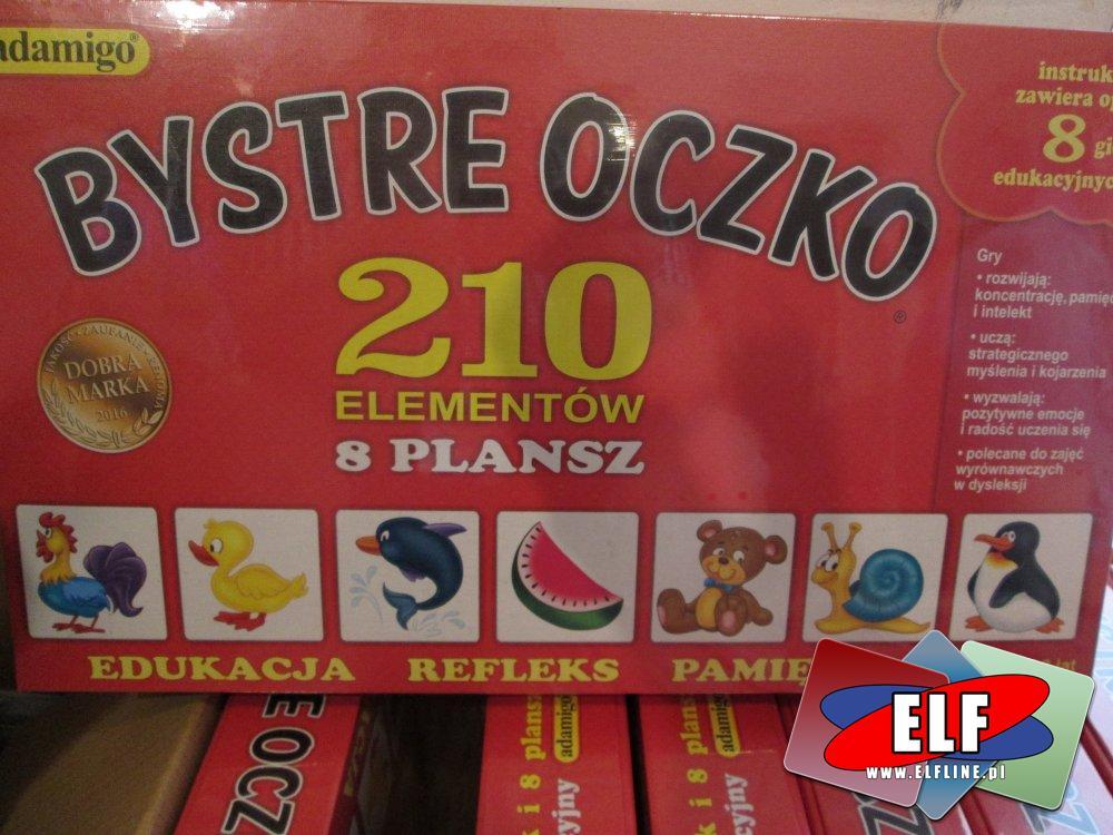 Gra Bystre Oczko, Memory, Gry pamięciowe