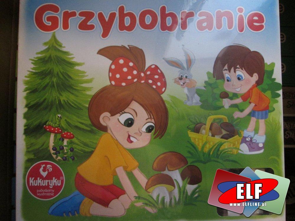 Gra Grzybobranie, Gry