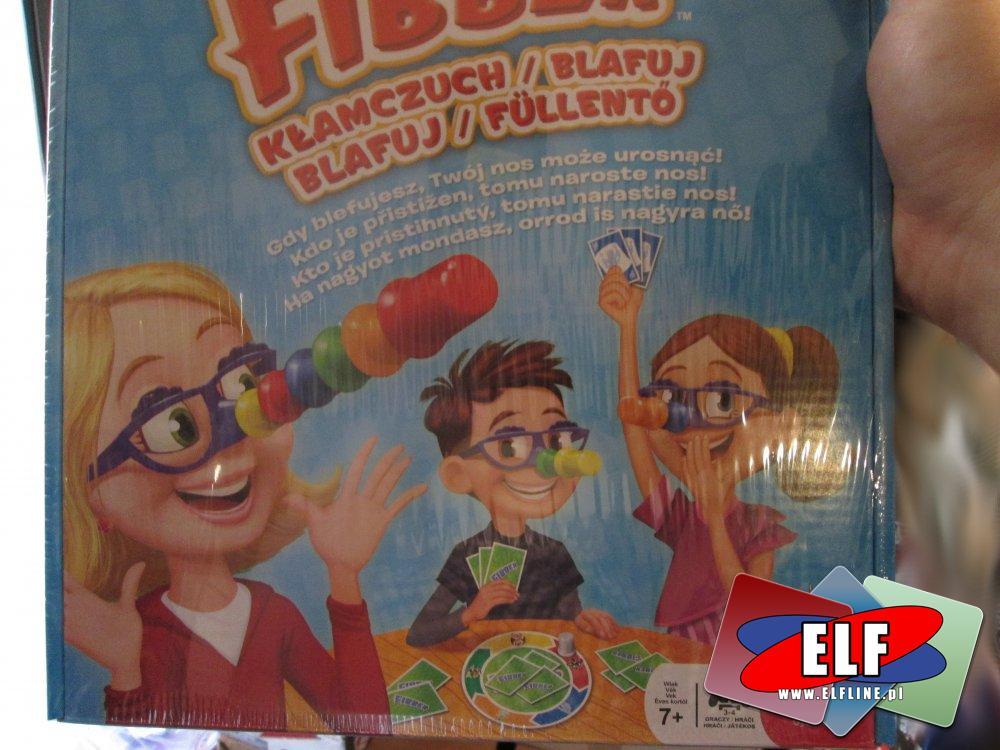Gra Fibber, Kłamczuch, Gry