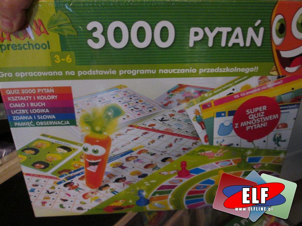 Gry i Zabawki Edukacyjne, Pory Roku i Czas, 3000 Pytań i inne