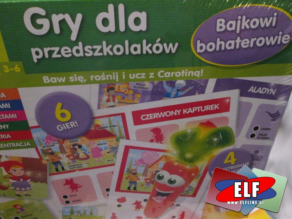 Gry dla Przedszkolaków, Gra edukacyjna, Gry edukacyjne