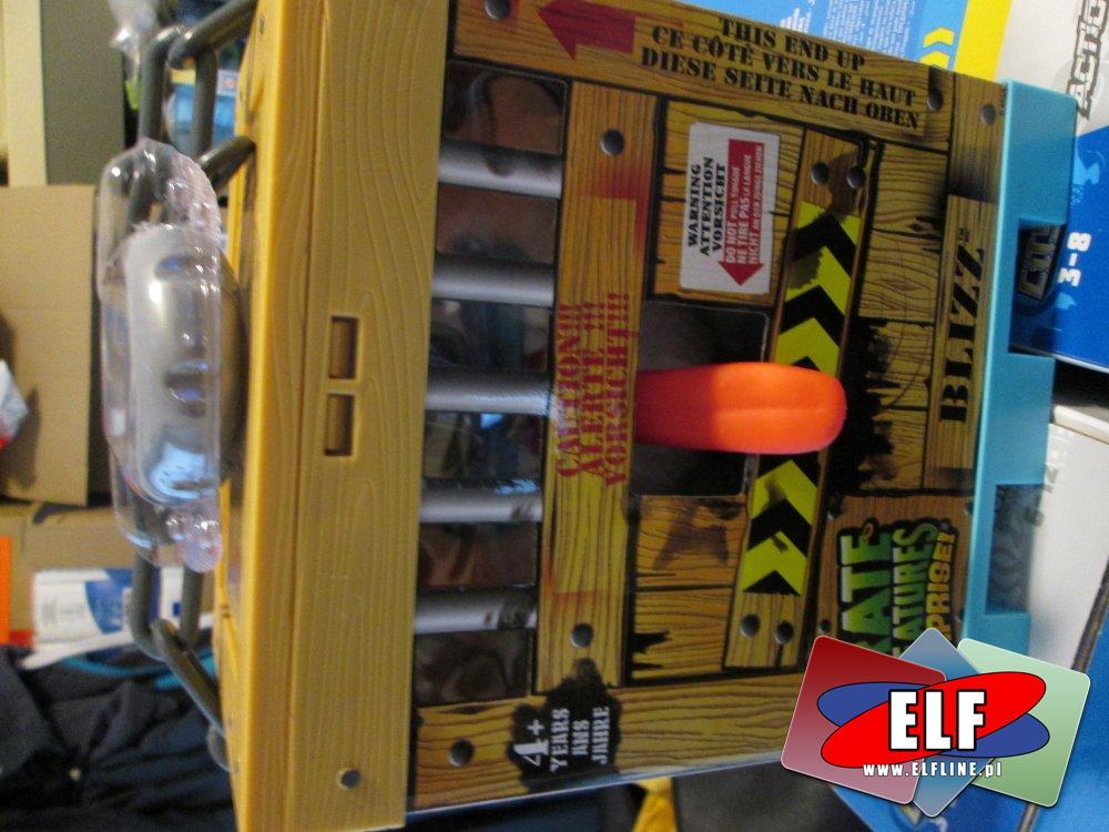 Crate Creatures Surprise! Interaktywna Bestia w skrzyni